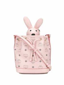 MCM Zoo bunny bucket bag - PINK