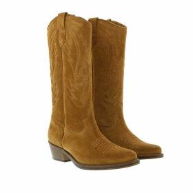 Toral Boots & Booties - Cowboy Boots Cognac - cognac - Boots & Booties for ladies