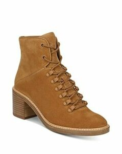 Vince Women's Falco Lace-Up Booties
