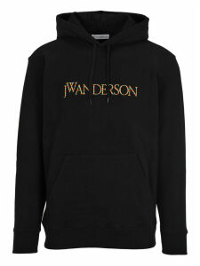 J.W. Anderson Jw Anderson Embroidered Logo Hoodie