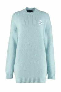 Alanui Global Warming Alpaca Blend Sweater