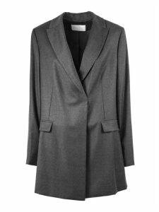 Fabiana Filippi Grey Flannel Fabric Jacket