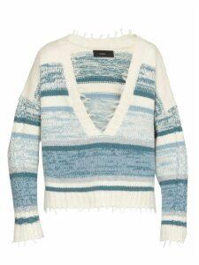 Alanui Glitch Switch Sweater
