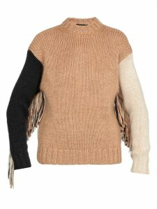 Alanui Oversized Fringes Sweater