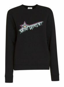 Saint Laurent Star Sweatshirt