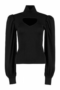 MSGM Long-sleeve Turtleneck