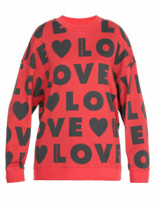 Love Moschino Love Sweatshirt