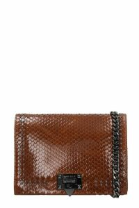 Marc Ellis Meb-123m Shoulder Bag In Leather Color Leather