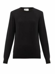 Johnston's Of Elgin - Cashmere Sweater - Womens - Black