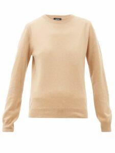 A.p.c. - Nola Cashmere Sweater - Womens - Beige