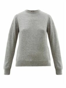 A.p.c. - Nola Cashmere Sweater - Womens - Grey