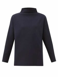 Max Mara Studio - Ardenza Sweater - Womens - Navy