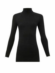 Fusalp - Alisier Thermal Jersey Top - Womens - Black