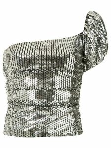 Nk Starlight Tammy sequinned blouse - Metallic