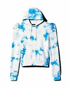 Generation Love Carla Tie-Dye Hooded Sweatshirt