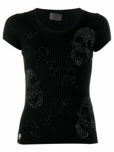 Philipp Plein Skull T-shirt - Black
