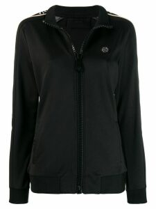 Philipp Plein jogging skull jacket - Black