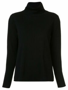 Co rollneck knit jumper - Black