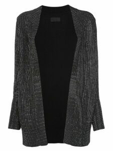 RtA Serge studded cardigan - Black