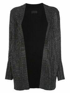 RtA Serge studded cardigan - Black