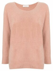 Tomorrowland v-neck jumper - PINK