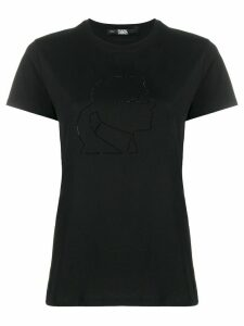 Karl Lagerfeld Mini Karl T-shirt - Black