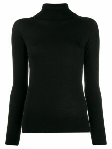 Ermanno Scervino roll neck jumper - Black