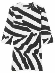 Proenza Schouler printed halfsleeved T-shirt - Black