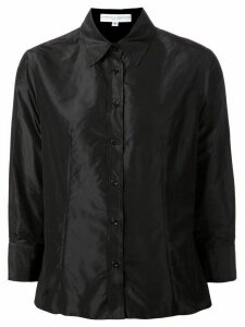 Carolina Herrera cropped shirt - Black