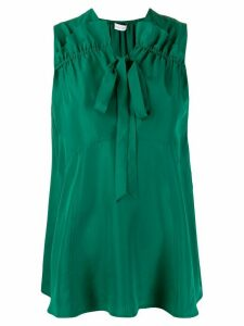 Christian Wijnants ruffle trim blouse - Green