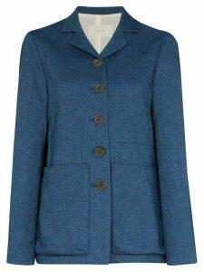 LVIR linen jacket - Blue