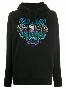 Kenzo Holiday Capsule tiger hoodie - Black