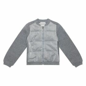 Moncler Enfant Sparkle Down Top
