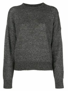 Reformation Elle crew-neck jumper - Grey