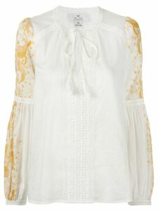 We Are Kindred Tropez paisley print blouse - White