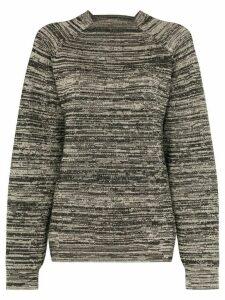 Carcel Milano Boyfriend mélange jumper - Grey