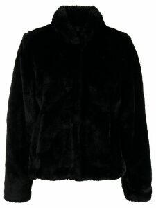 Polo Ralph Lauren faux-fur jacket - Black