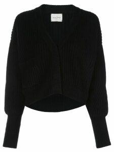 Le Kasha Monaco cashmere loose-fit cardigan - Black