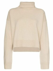 Rejina Pyo Lyn cashmere boxy-fit jumper - NEUTRALS