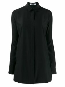 Jil Sander oversized shirt - Black