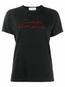 Giada Benincasa Ciao Amore T-shirt - Black