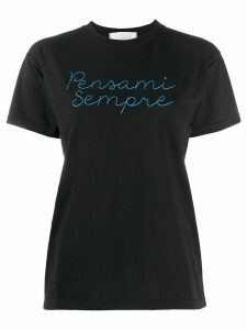 Giada Benincasa Pensami Sempre T-shirt - Black