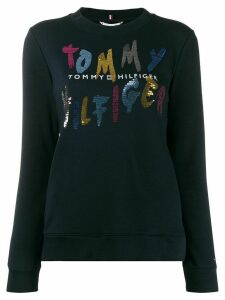 Tommy Hilfiger Roxy crew-neck sweatshirt - Blue
