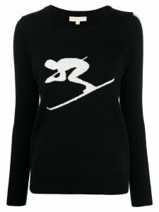 Michael Michael Kors skiing man jumper - Black