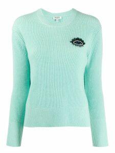 Kenzo Eye cashmere jumper - Green