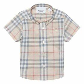 Burberry Baby Boy Faded Shirt