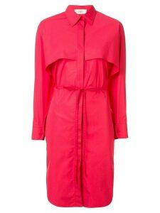 Ports 1961 tiered dress - PINK