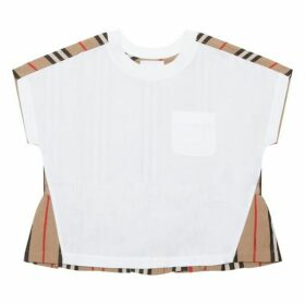 Burberry Striped Back T-shirt
