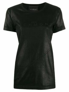 John Richmond Reno logo T-shirt - Black