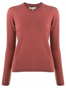 Vince crew-neck cashmere jumper - Red